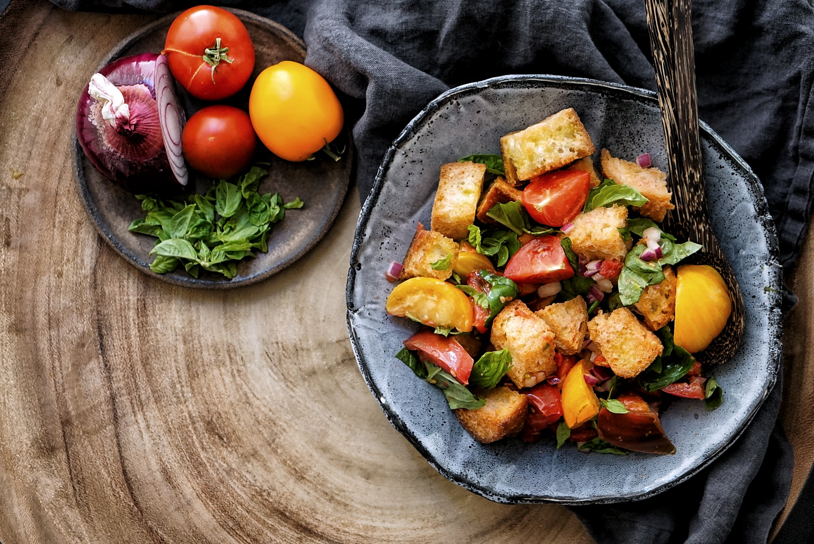 The Best Panzanella