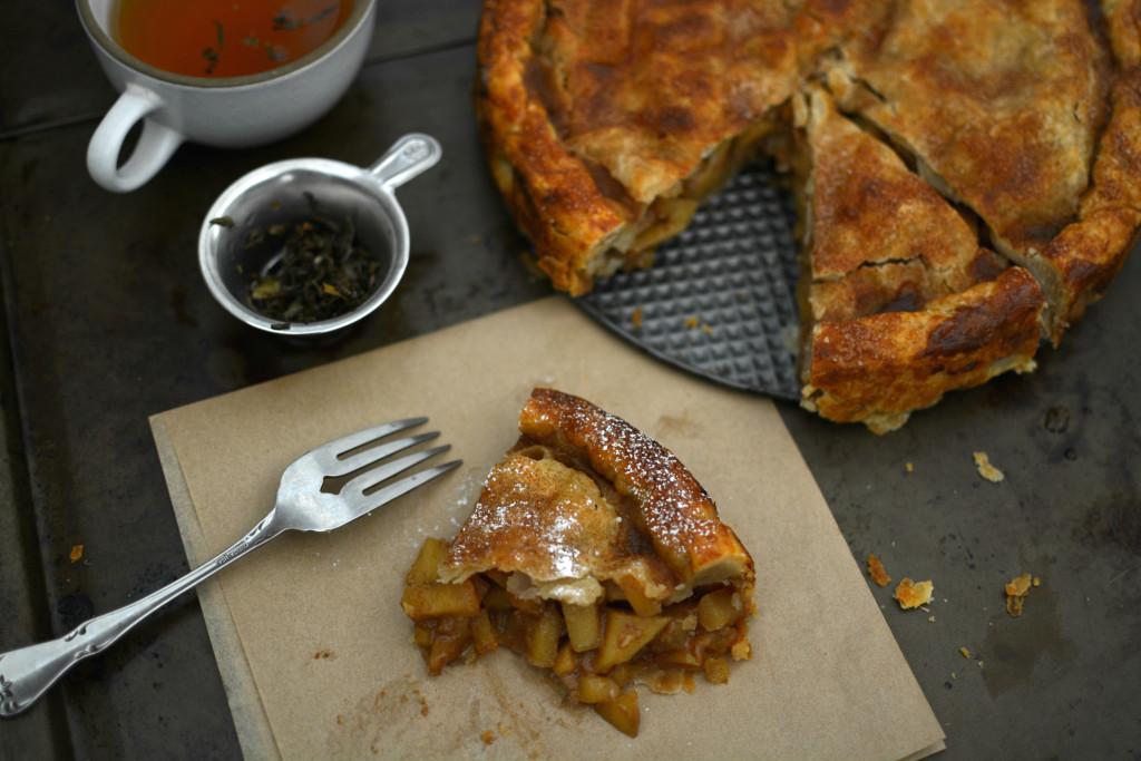 Miso Apple Pie