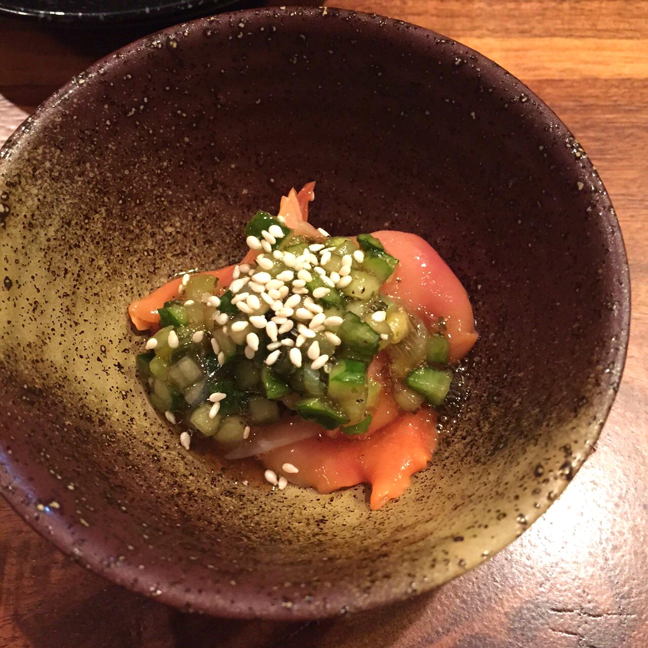 Yamakase red clam