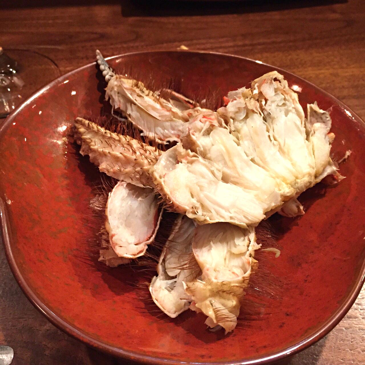 yamakase crab