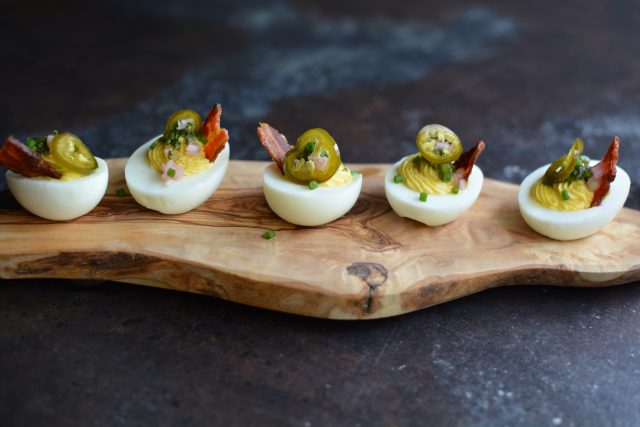 Park Tavern Deviled Eggs