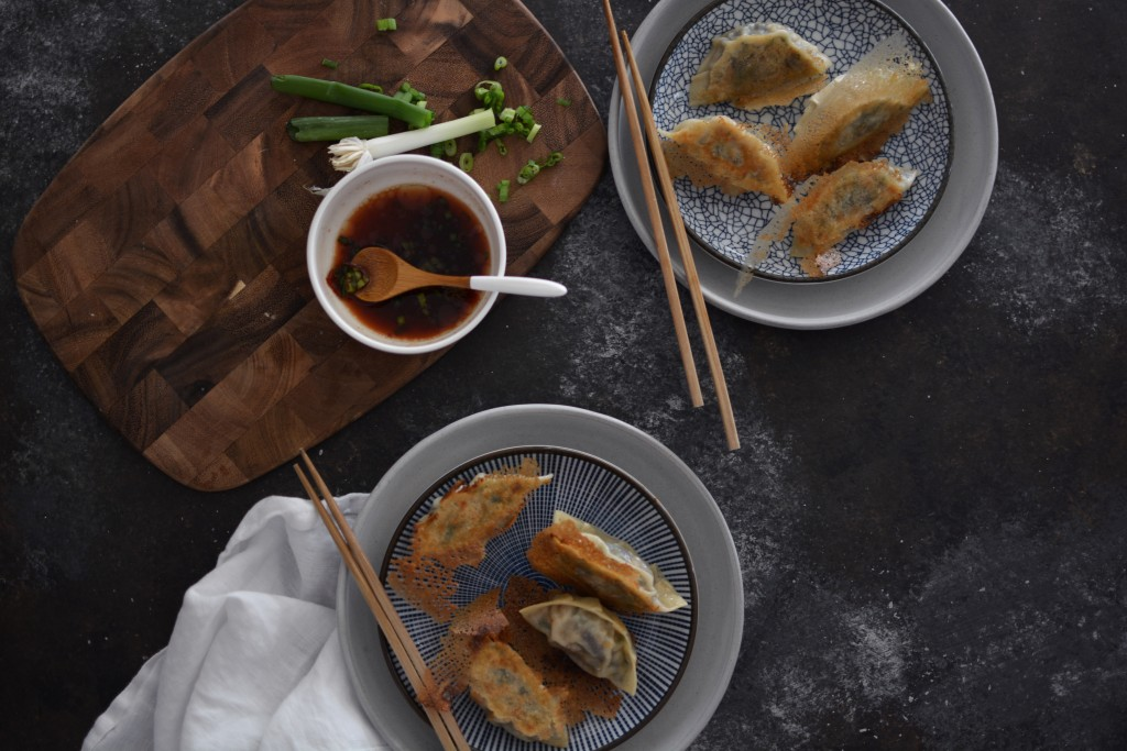 Crispy Bottom Dumplings
