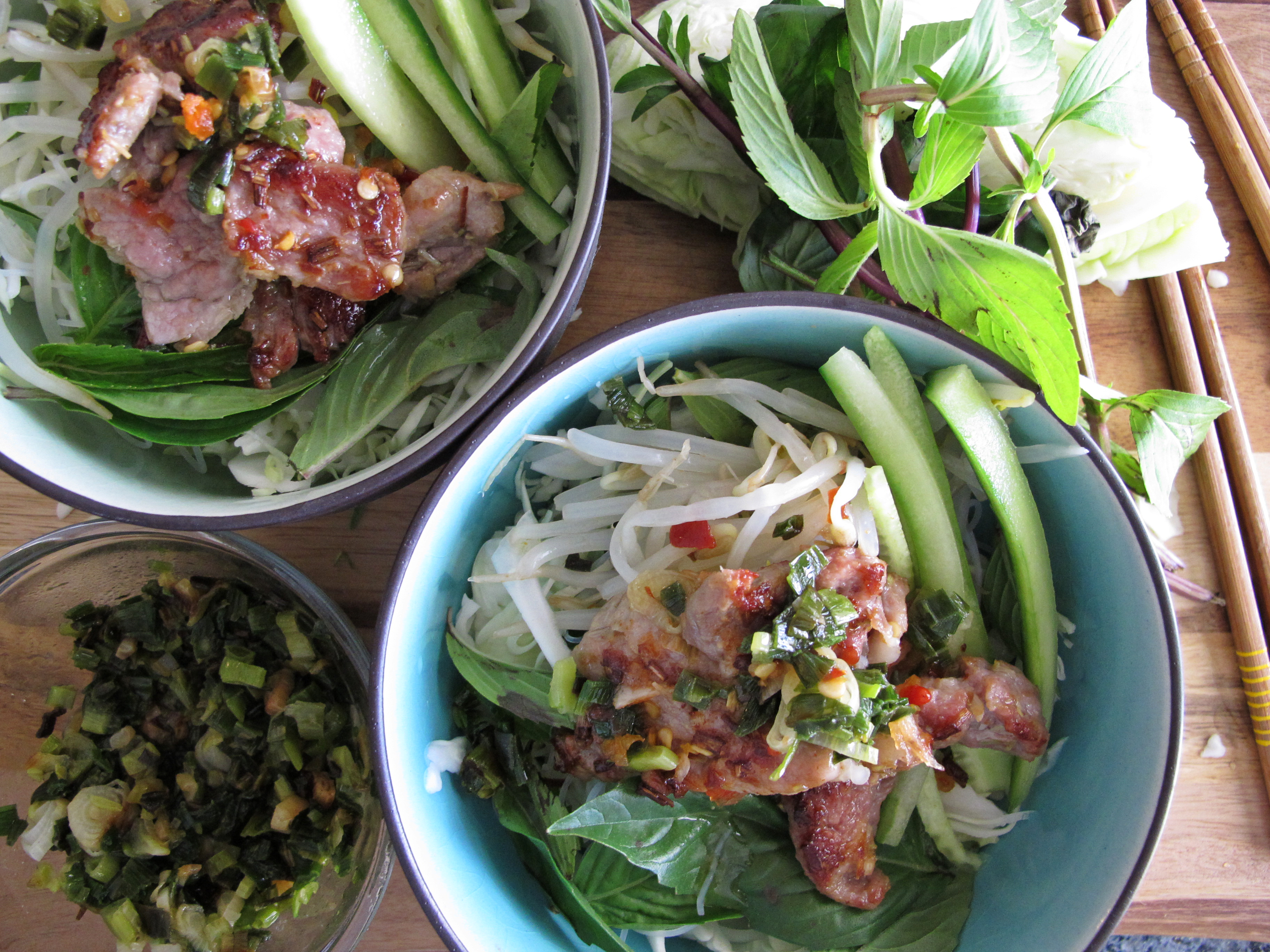 Vietnamese Lemongrass Pork