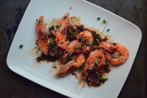 Asian Peel & Eat Shrimp