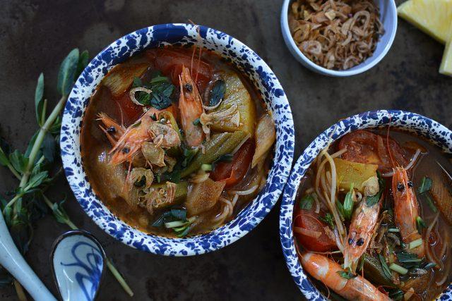 Vietnamese Canh Chua